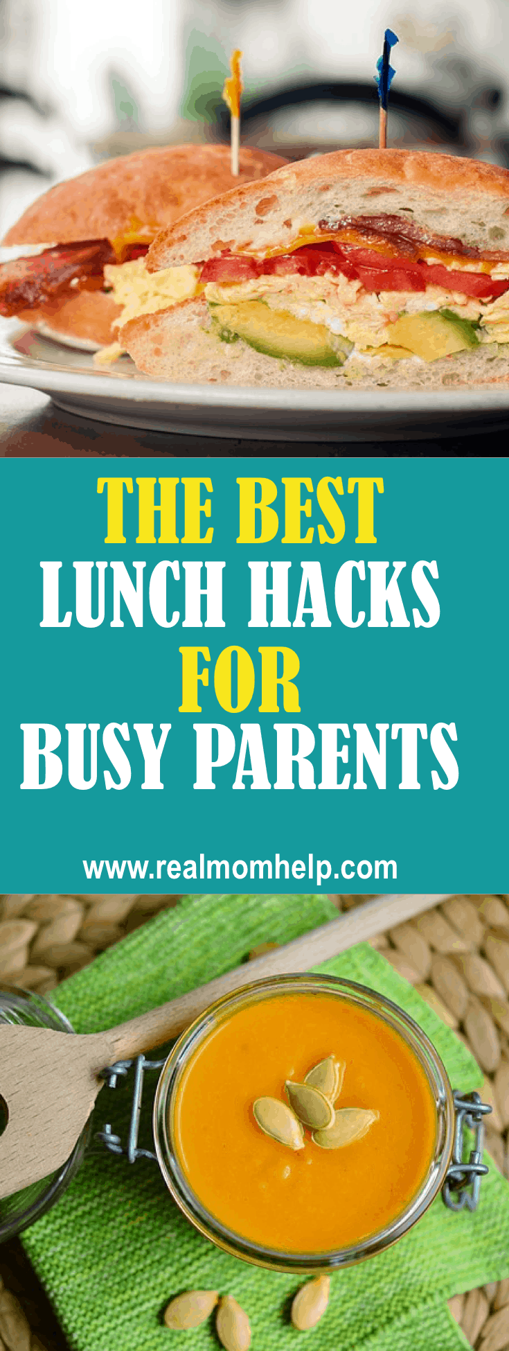 best lunch hacks busy parents