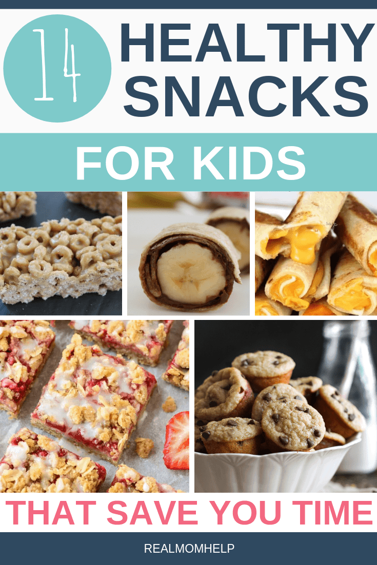 healthy snacks for kids ideas