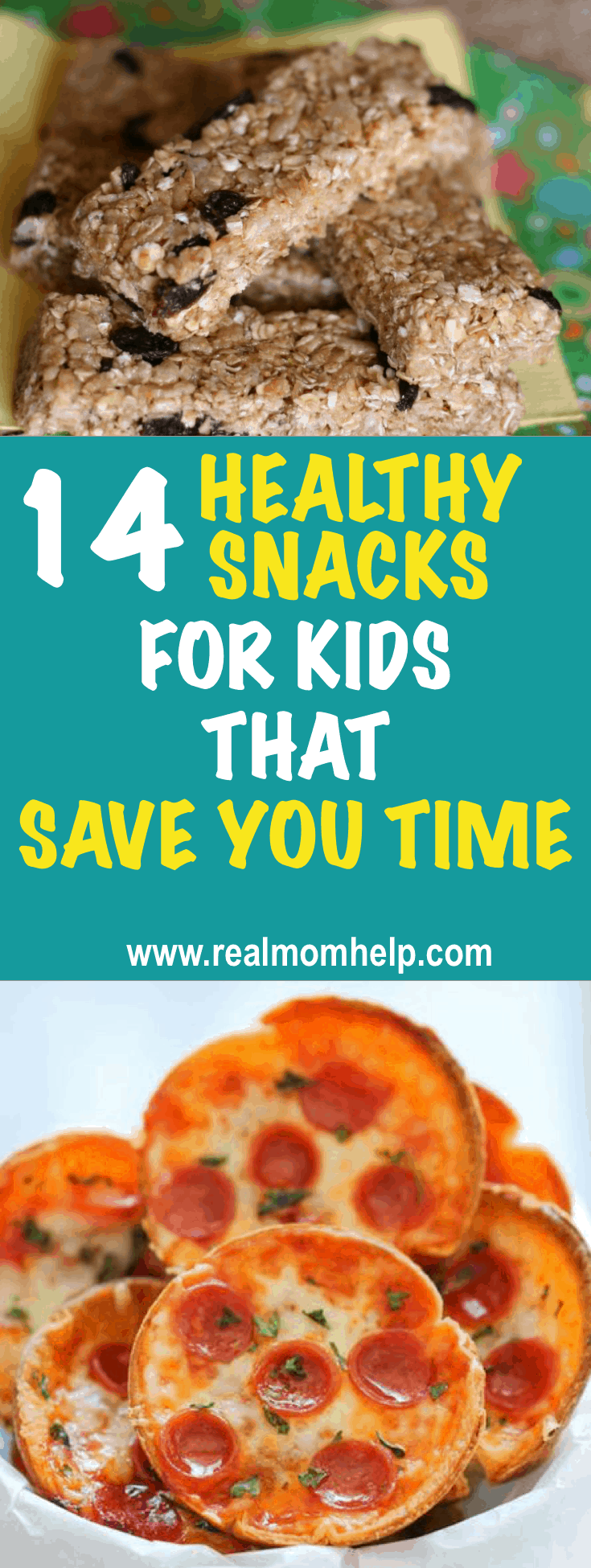 healthy snacks kids