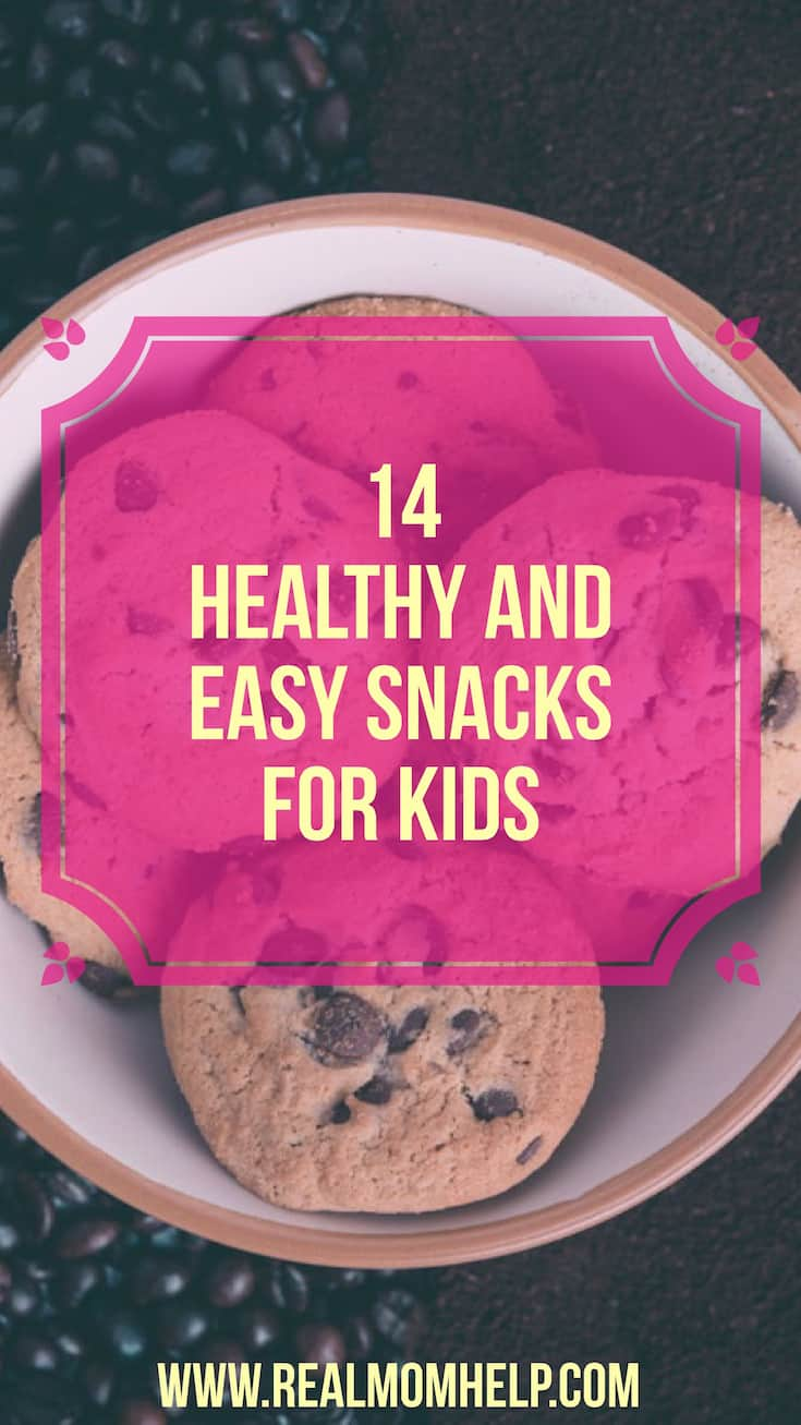 healthy snack kids