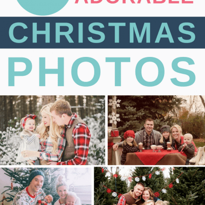 10 Adorable Family Christmas Pictures To Take This Season