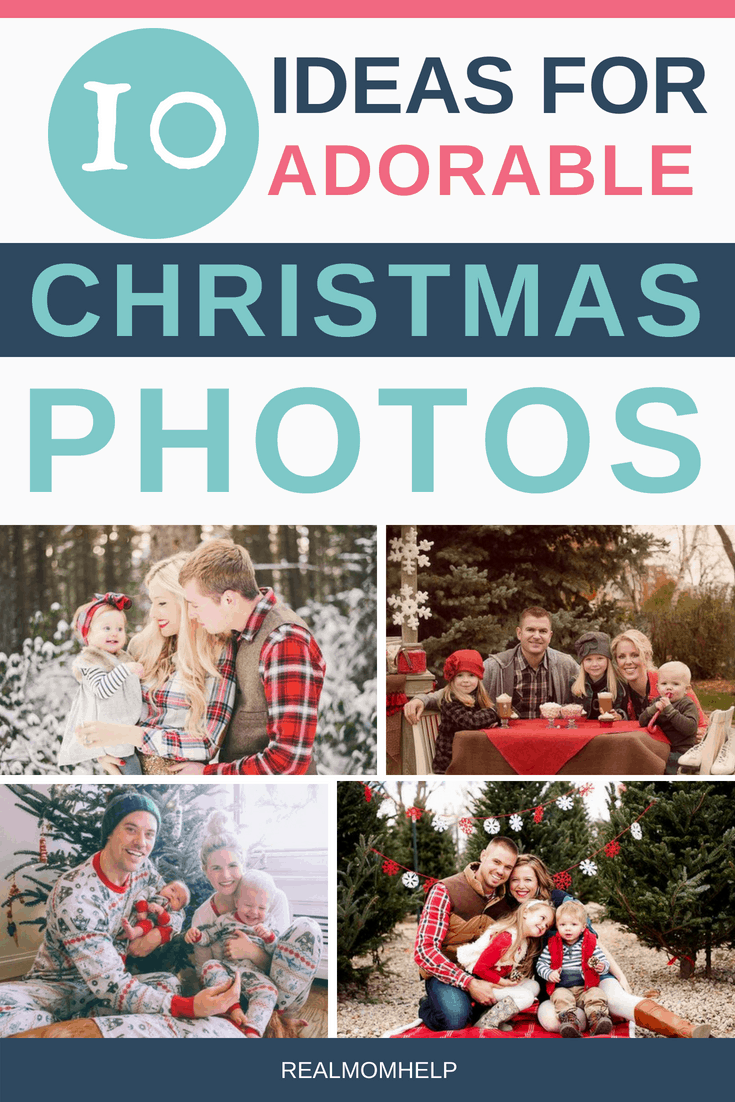 ideas for family Christmas pictures