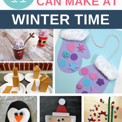 11 Easy Winter Crafts For Kids