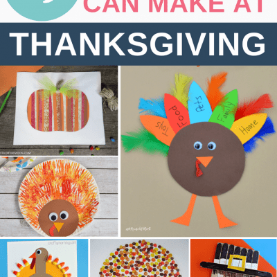15 Thanksgiving Crafts For Kids You'll Actually Want To Make