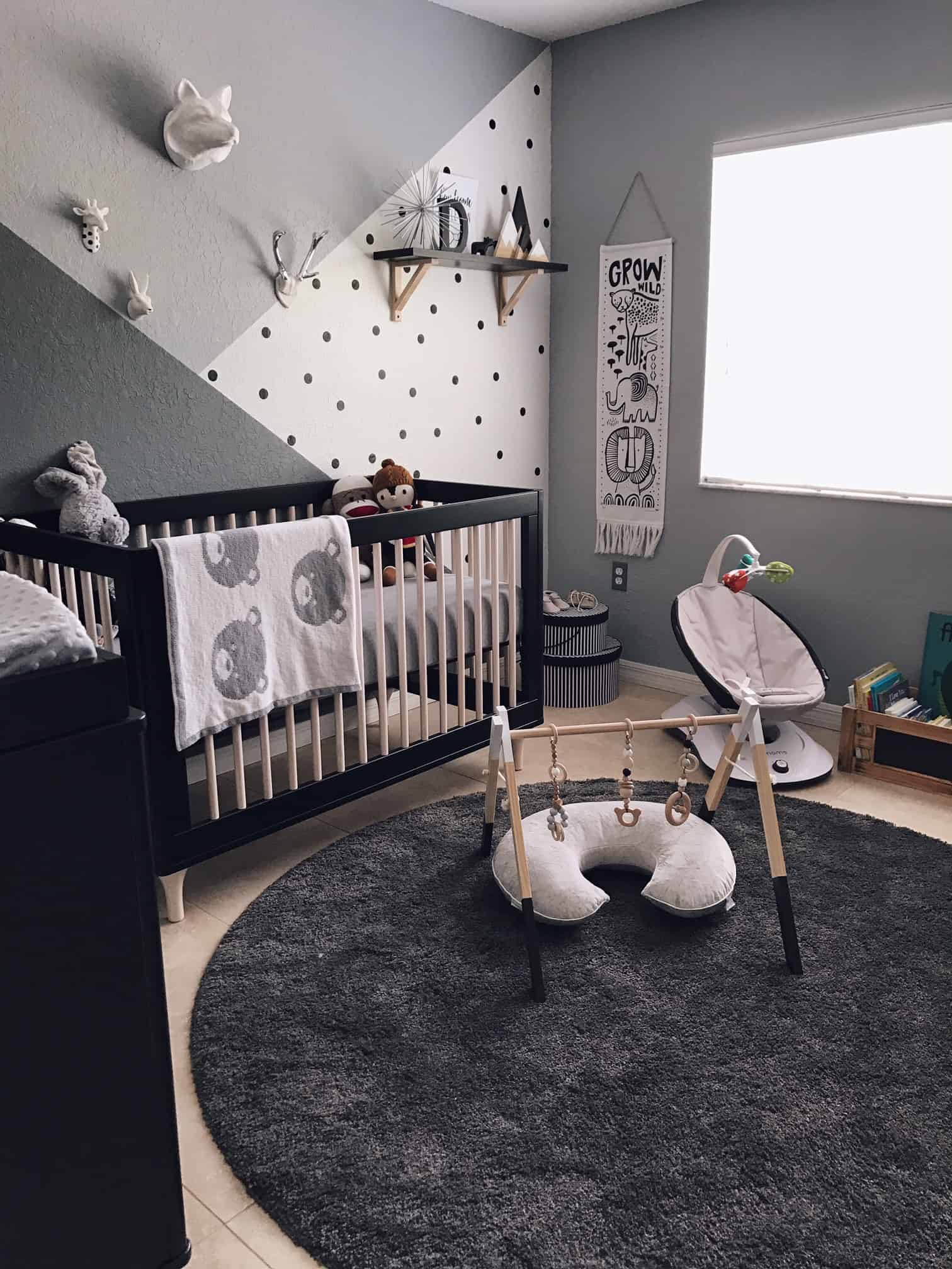 The New Mom's Go-To Guide To The Best Nursery Ideas