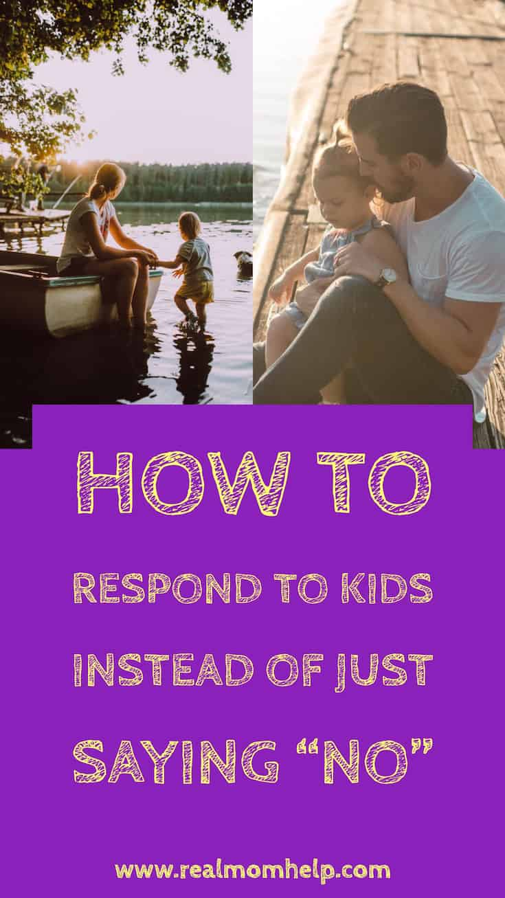 How To Respond To Kids In A Positive Way To Help Them Listen Better