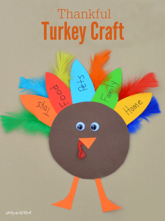turkey crafts for kids 15 thanksgiving crafts for you ll actually want to make 5623