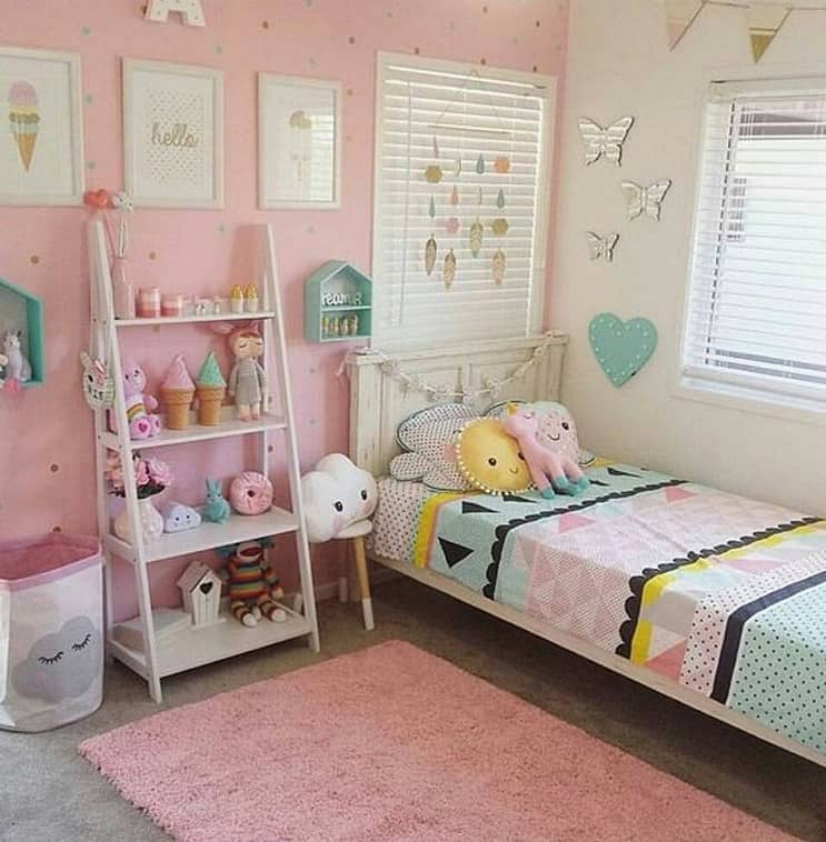 Girl Bedroom Ideas Pictures 2 Magnificent Decorating