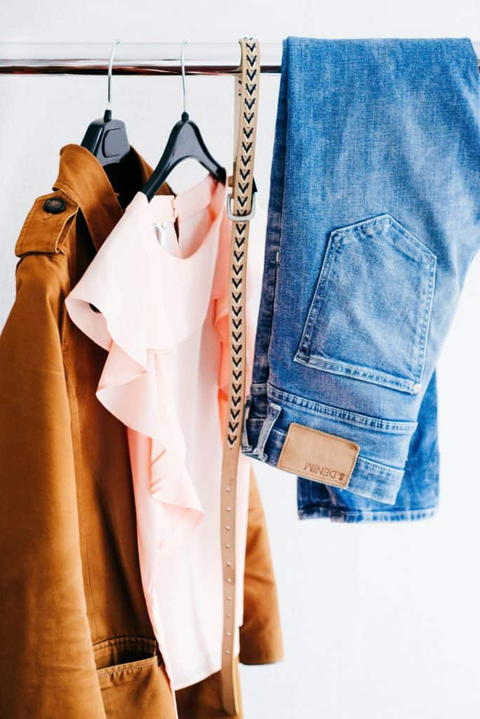 update your mom style with a capsule wardrobe