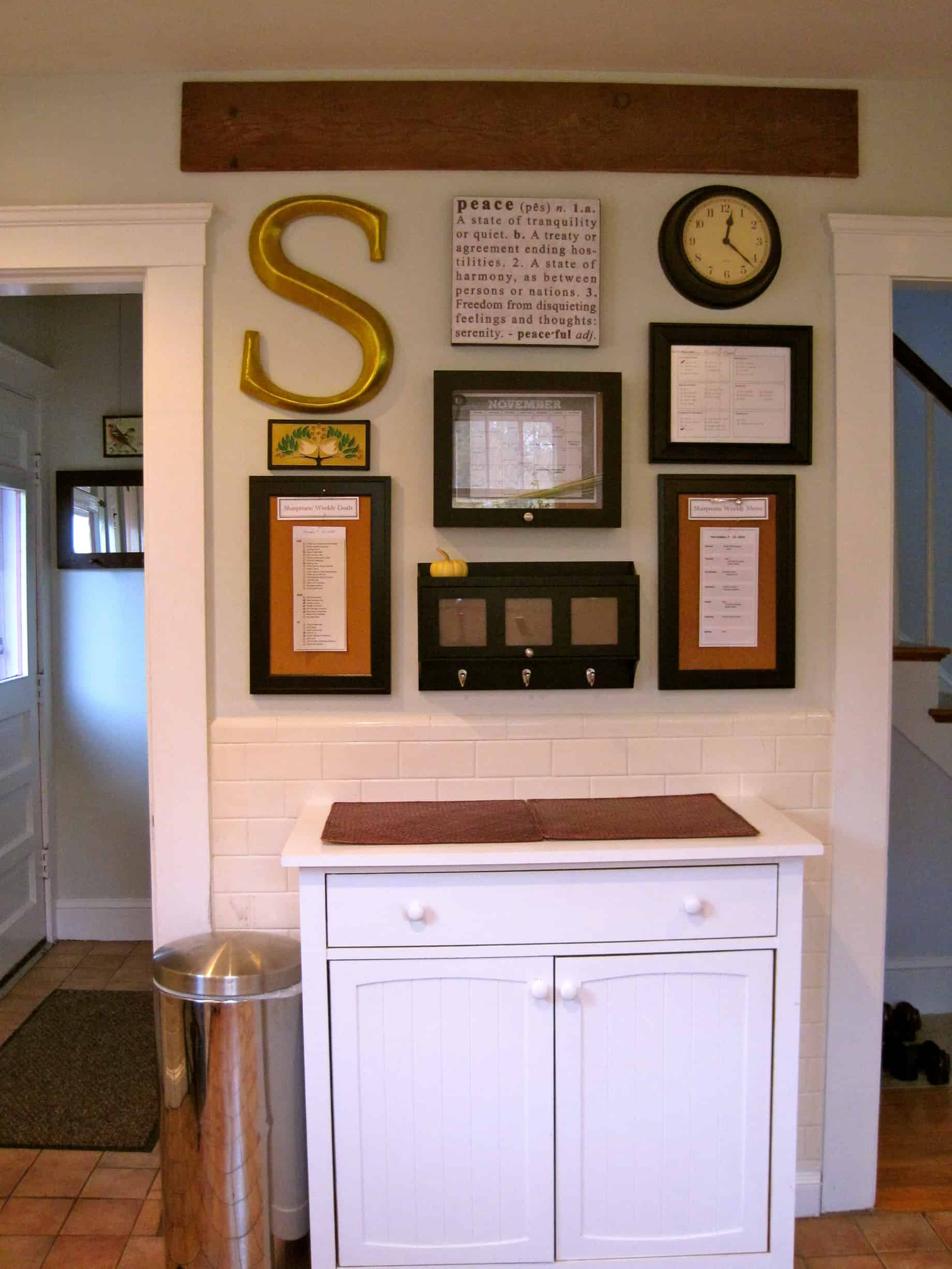 21 Family Command Center Ideas That Will Instantly Organize Your Life