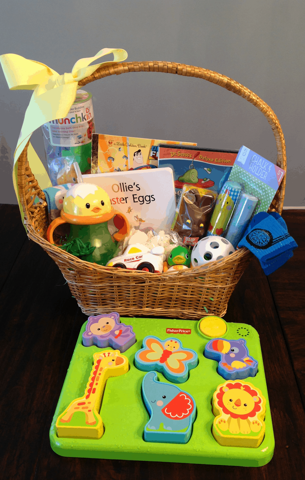 Forget the candy and try these awesome easter basket ideas instead negle Image collections