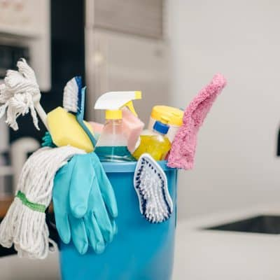 quick cleaning tips to keep your home organized