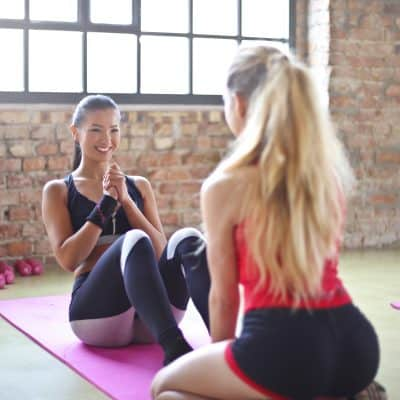Effective postpartum workout routine that helps you lose weight.