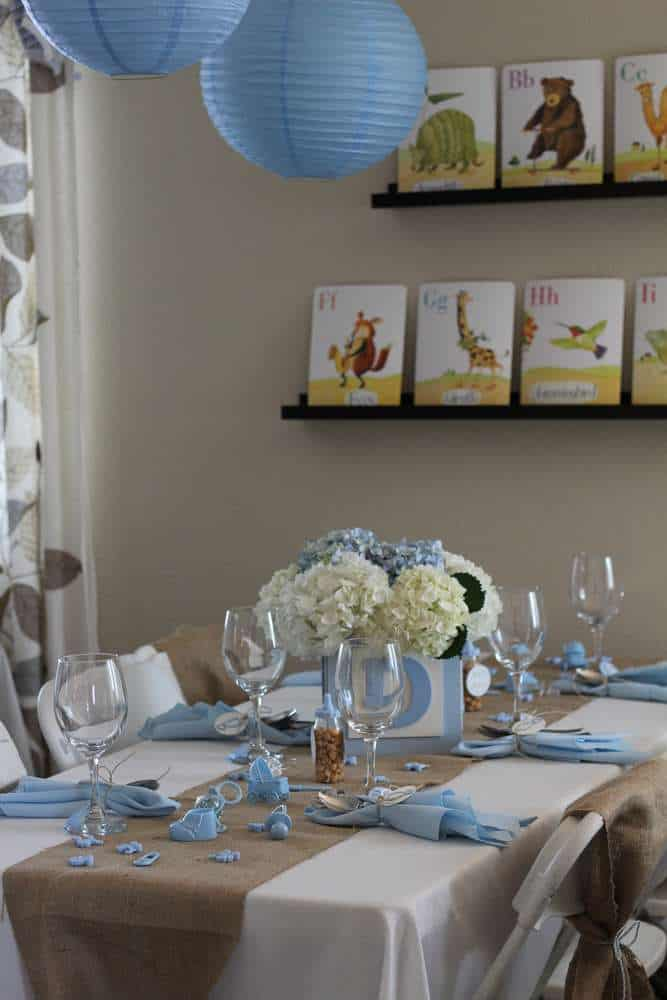Awesome baby shower ideas for boys