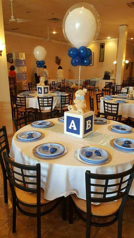 Check out these baby shower ideas for boys