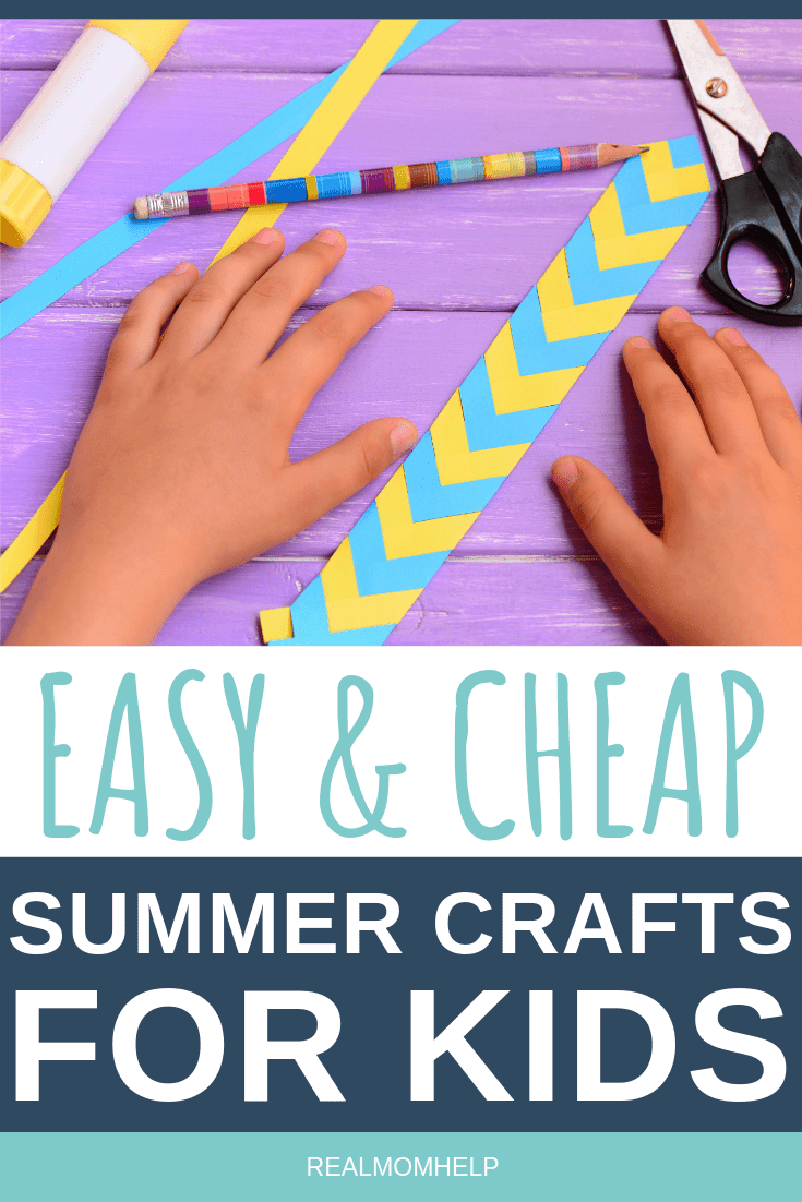 summer crafts ideas