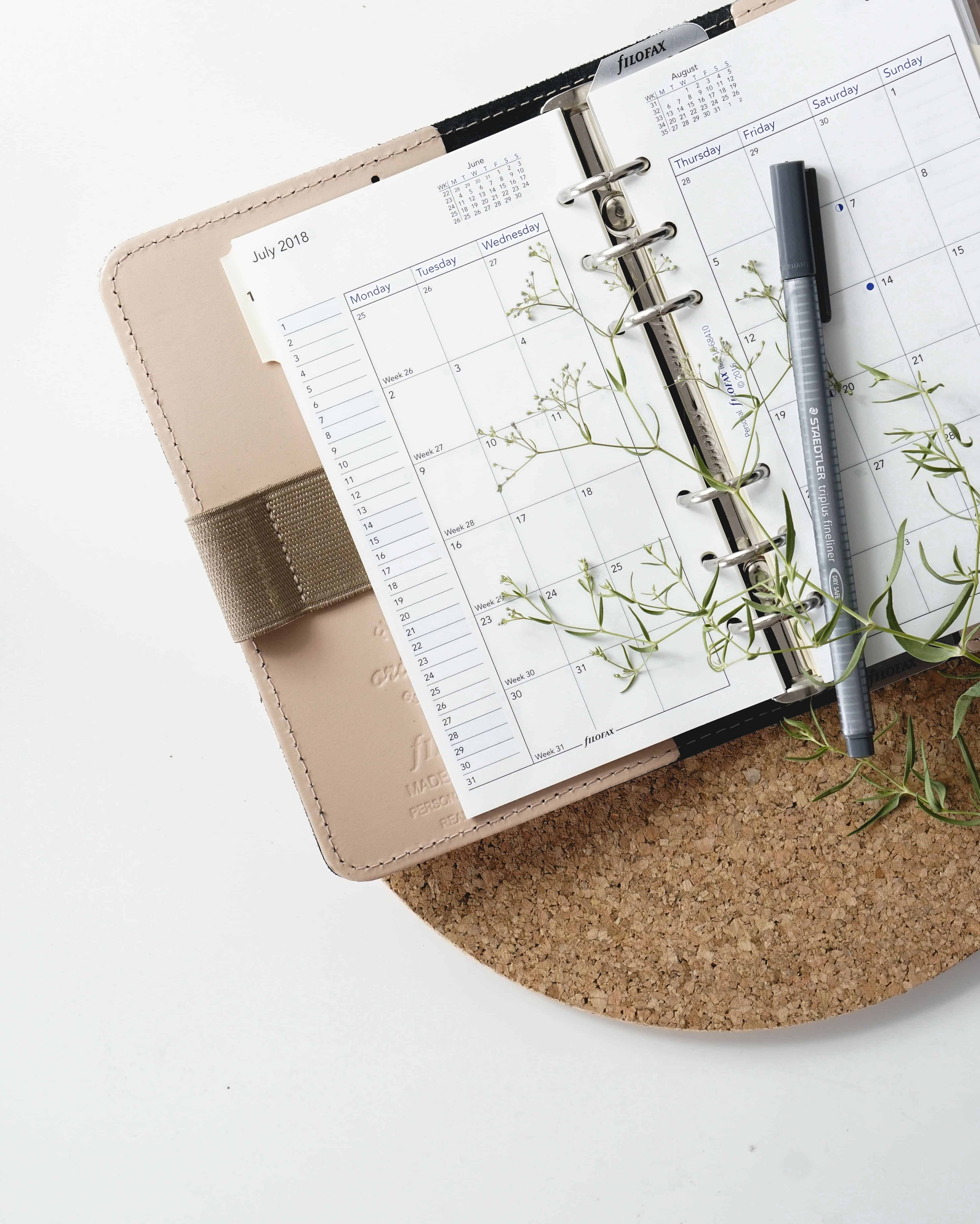 planner for meal planning