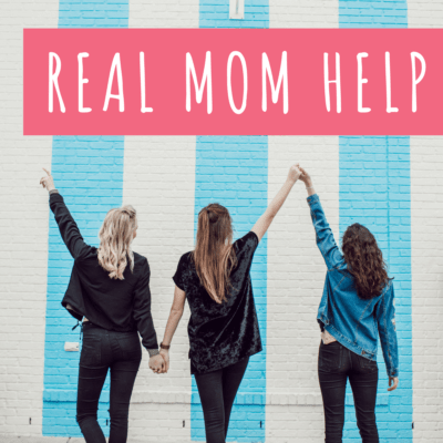 Real Mom Help Podcast